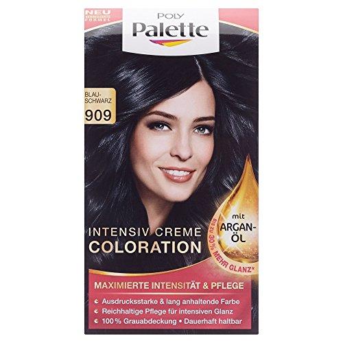 Poly Palette Coloration Stufe 3, 909 Blauschwarz, 115 ml