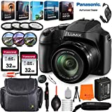 Panasonic Lumix DC-FZ80 Digital Camera with...