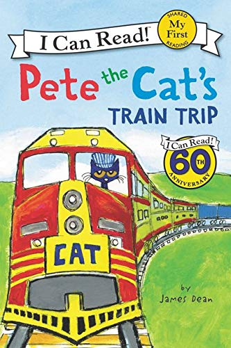 Pete the Cat's Train Trip (My First I Can Read)の詳細を見る