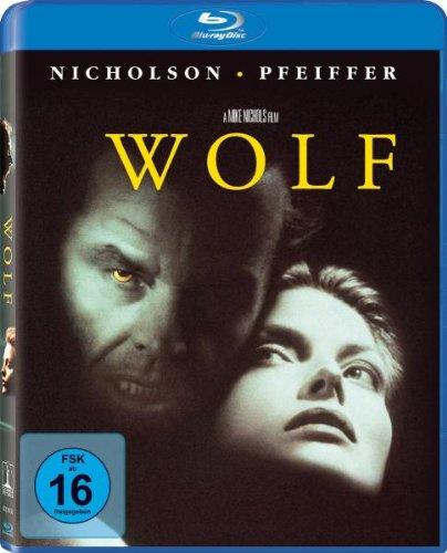 Wolf - Das Tier im Manne [Blu-ray]
