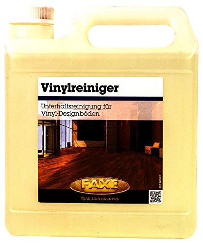 Faxe Vinylreiniger 1 Liter, für Vinyl- und Designböden, Laminat und Melaminharz Oberflächen