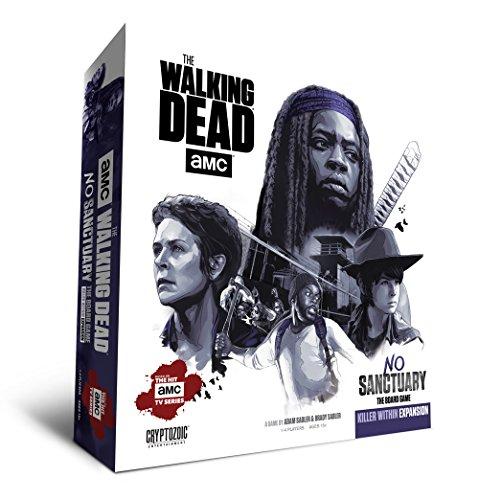 Unbekannt Cryptozoic Entertainment CRY02099 Walking Dead AMC: The Killer Within Expansion, Mehrfarbig