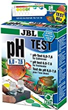 JBL 253460 PH Test Set 6.0-7.6 para Determinar Acidez en Acuarios Marinos y de Agua Dulce
