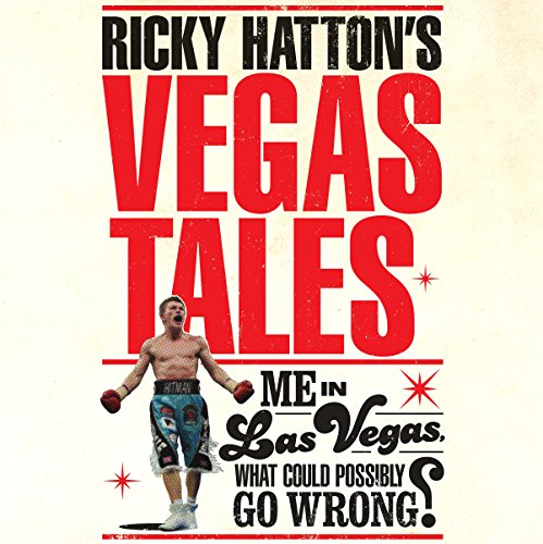 Ricky Hatton's Vegas Tales audiobook cover art