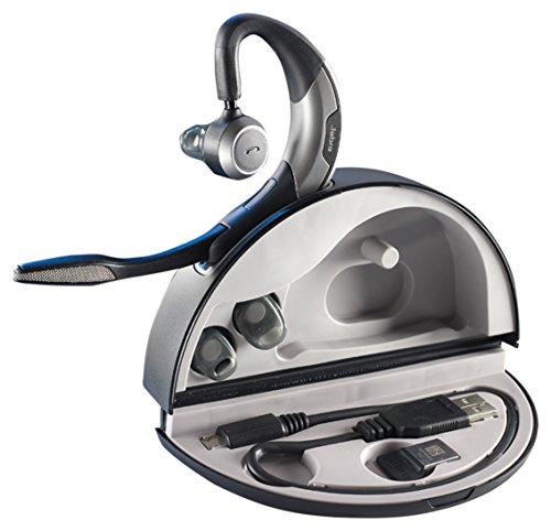 Agfeo 6101356Bluetooth Headset mit USB Kabel für Smartphone schwarz