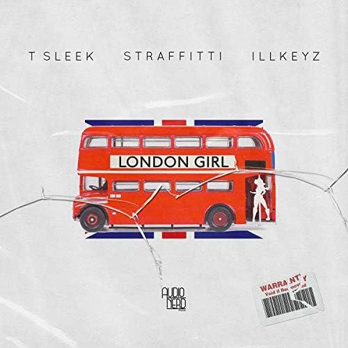 T Sleek & ILLKEYZ feat. Straffitti
