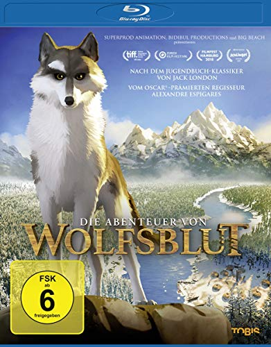 Die Abenteuer von Wolfsblut [Blu-ray]