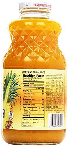 Knudsen Simply Juice, Morning Blend, 1 Quart |