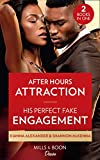 After Hours Attraction / His Perfect Fake Engagement: After Hours Attraction (404 Sound) / His Perfect Fake Engagement (Men of Maddox Hill)