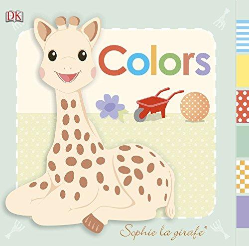 Sophie La Girafe: Colors (Baby: Sophie the Giraffe)