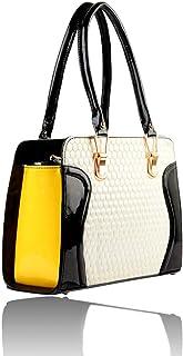 CLASSIC FASHION Women's Shoulder Bag (cfs0153 bol_Multicolored)