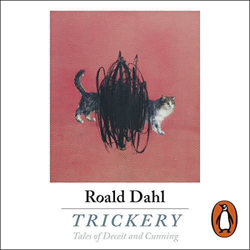 Trickery audiobook cover art