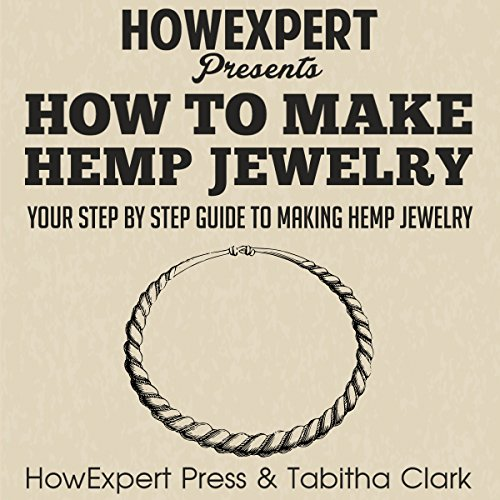 How to Make Hemp Jewelry  By  cover art