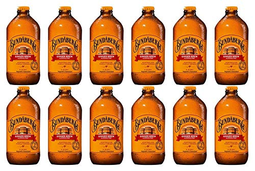 Bundaberg Ginger Beer 330 ml (Pack of 12)