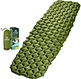 Best Backpacking Sleeping Pads - HiHiker Camping Sleeping Pad– Ultralight Backpacking Air Mattress Review