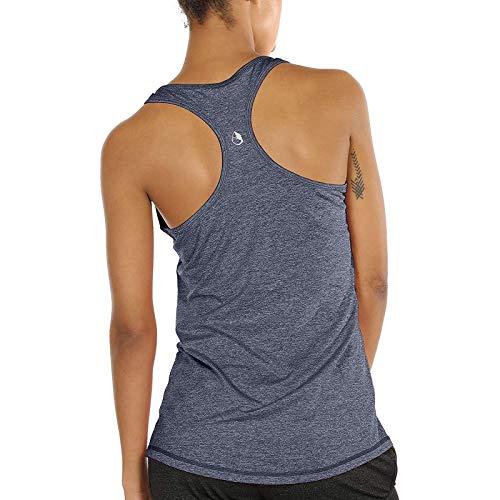 ZAIMA Frau YogaKleidung, RunTrainingsgymnastikShirtShirt trockene und schlanke FitWeste