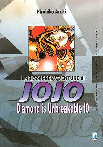 DIAMOND IS UNBREAKABLE n 10