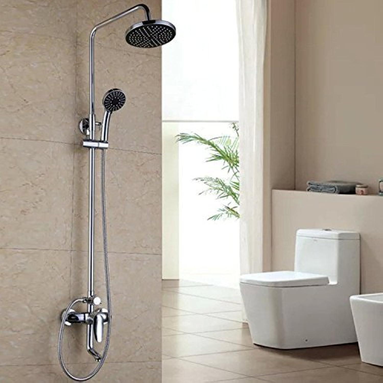 Home Badezimmer Dusche Europische Wand Dusche Sprinkler Für Alle Kupfer Lifter In Der Hand Gehaltenen Sprinkleranlage Dusche