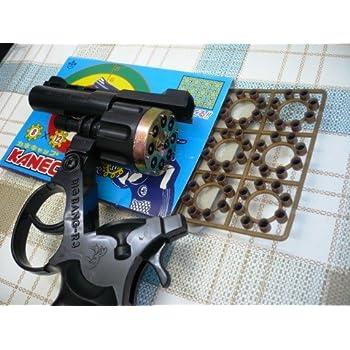 ピストル&カネキャップ(8連×12リング)×2箱 セット