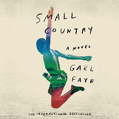 Small Country audiobook cover art