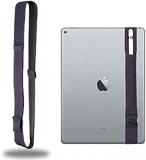 Miss flora MAC accessories .For Apple Pencil/iPad 9.7 inch General High Elastic Band Apple Pencil Band Protective Bag(Black) (Color : Grey)