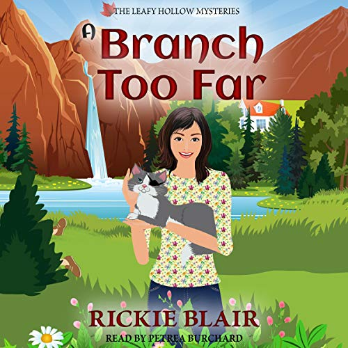 A Branch Too Far  By  cover art