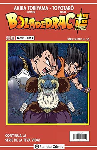 Bola de Drac Sèrie Vermella nº 261 (Manga Shonen)