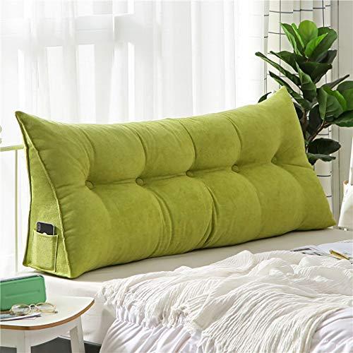 Goldenla Slaapbank, ademend, groot kussen, hoogwaardige bekleding, voor bed en bed