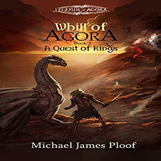 A Quest of Kings audiobook cover art