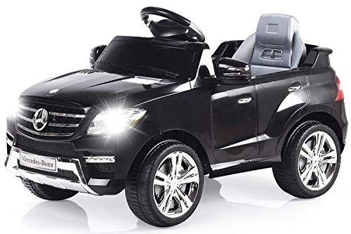Ultimar Mercedes ML350 Voiture électrique Enfants à la Batterie (Noir)