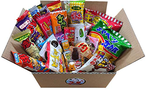 Japanese Snacks Assortment 30pcs