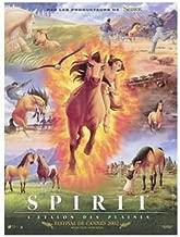 Spirit: Stallion of the Cimarron - Movie Poster - 11 x 17