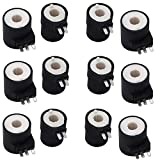 279834 Dryer Gas Valve Ignition Solenoid Coil Kit for Kenmore Whirlpool Dryers Replacement Part by AMI PARTS- Replace PS334310, 694540, AP3094251 of 6 Pack