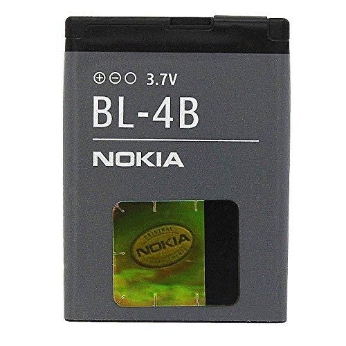 BATERÍA DE Repuesto Original Nokia BL-4B Litio para 2630 2660 2760 5000 6111 7370