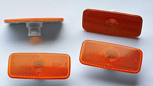 Ford Transit 4 x Seitenmakierungsleuchte Begrenzungsleuchte Abdeckung als Set