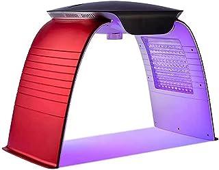 7 kleuren LED-gezichtslicht Met warme en koude spray Intelligente temperatuurregeling Warme kompresfunctie Rimpelverwijder...