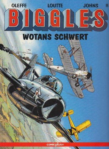 Biggles. Comic: Biggles, Bd.8, Wotans Schwert (comicplus)