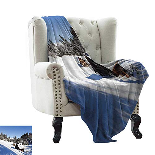 LsWOW - Manta de Invierno para bebé, diseño de hitos mensuales, Lavables a máquina, 35 x 60 Pulgadas