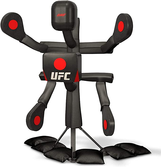 BAS UFC Body Action System - Fully Adjustable Punching and Kicking Pads