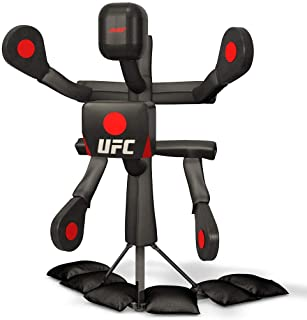 BAS UFC Body Action System - Fully Adjustable Punching & Kicking Pads - Martial Arts Training: MMA, Boxing, Karate, Muay T...