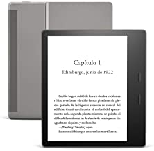 Nuevo Kindle Oasis, ahora con luz cálida ajustable, 8 GB