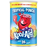 Kool-Aid Tropical Punch Jumbo Drink Mix (63 oz Canister)