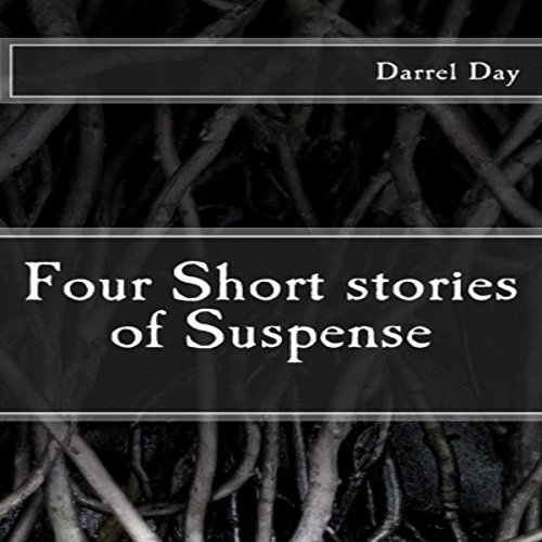 Four Short Stories of Suspense  By  cover art