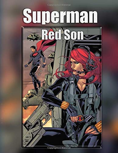 Superman Red Son: Coloring for Kids, Learn to color Marvel Avengers, Favorite Heroes Edition - Learn to color your favorite characters, including ... Man, Captain America, Black Widow, and more.