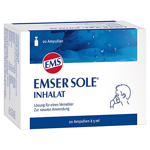 Emser Sole Inhalat Inhalationsampullen