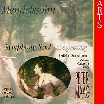 "Mendelssohn-Bartholdy: Symphony No. 2 ""Lobgesang"""