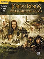 The Lord Of The Rings Instrumental Solos: Flute: Level 2-3 (The Lord Of The Rings; The Motion Picture Trilogy)