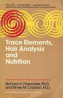 Trace Elements Hair Analysis and Nutrition