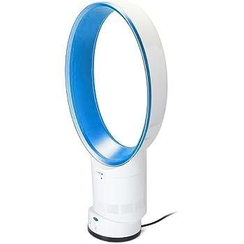 Dolphin - Ventilador Sin Aspas, Regulador de Potencia, Gira Automaticamente y Mando a Distancia: Amazon.es: Hogar