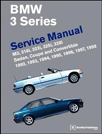 Amazon com: Bmw 328i Convertible Owner Manual - Repair